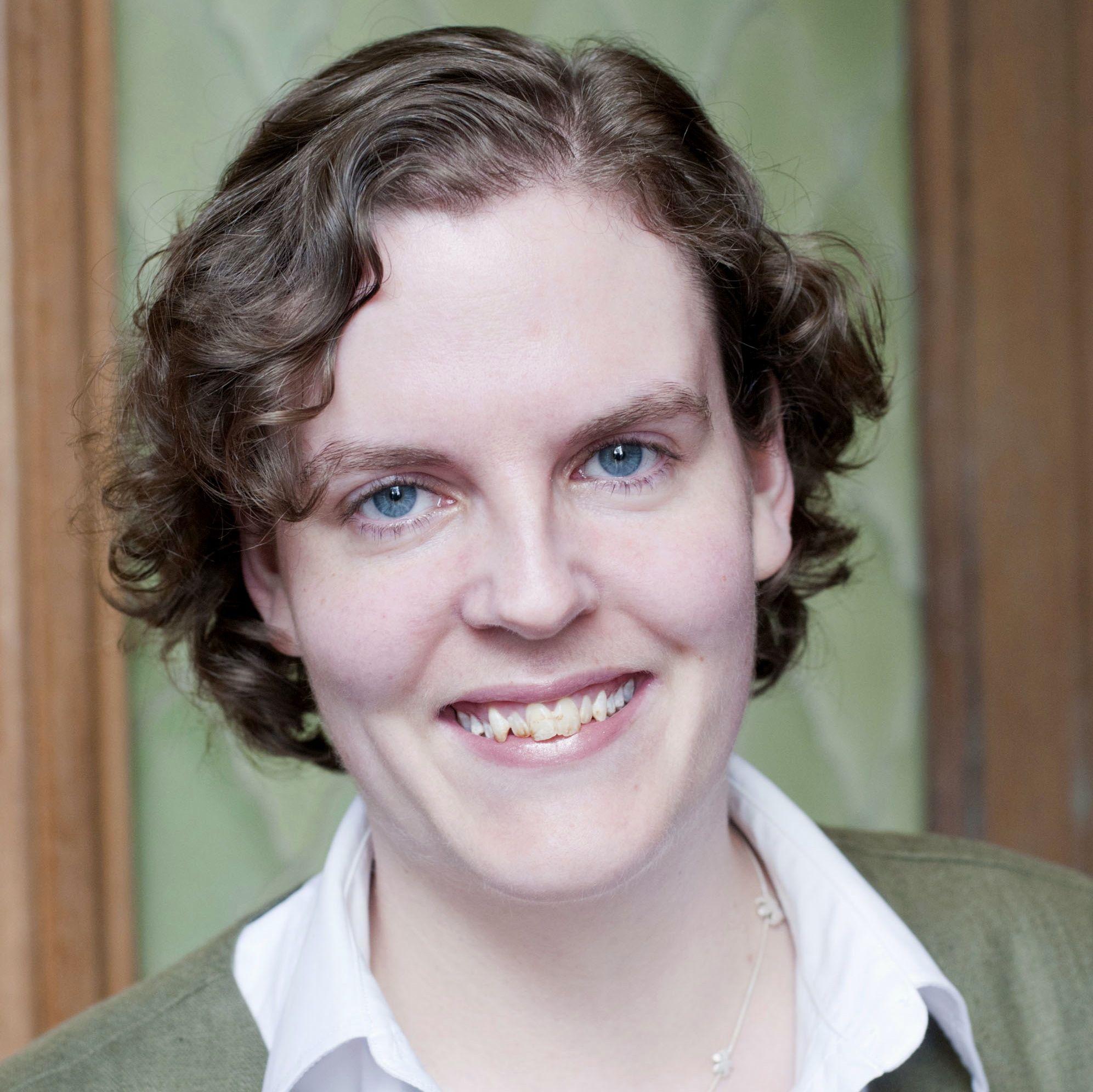 Dr Laura James - LBJ-2012-square